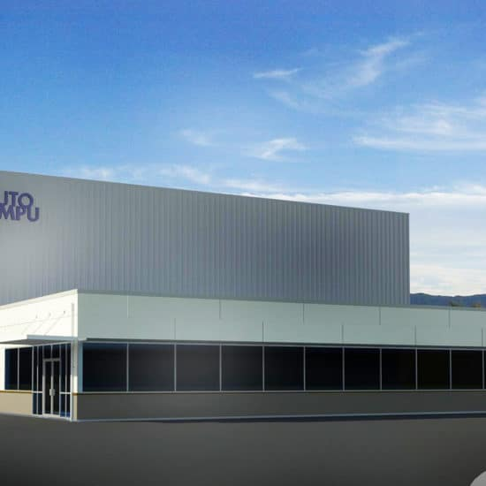 Outokumpu selected SCOPE as the Architect of Record to design a new production facility for the post-fabrication treatment of stainless steel.